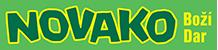 Skiareál NOVAKO – Boží dar Logo